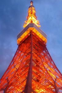 TOKYO TOWER 2012